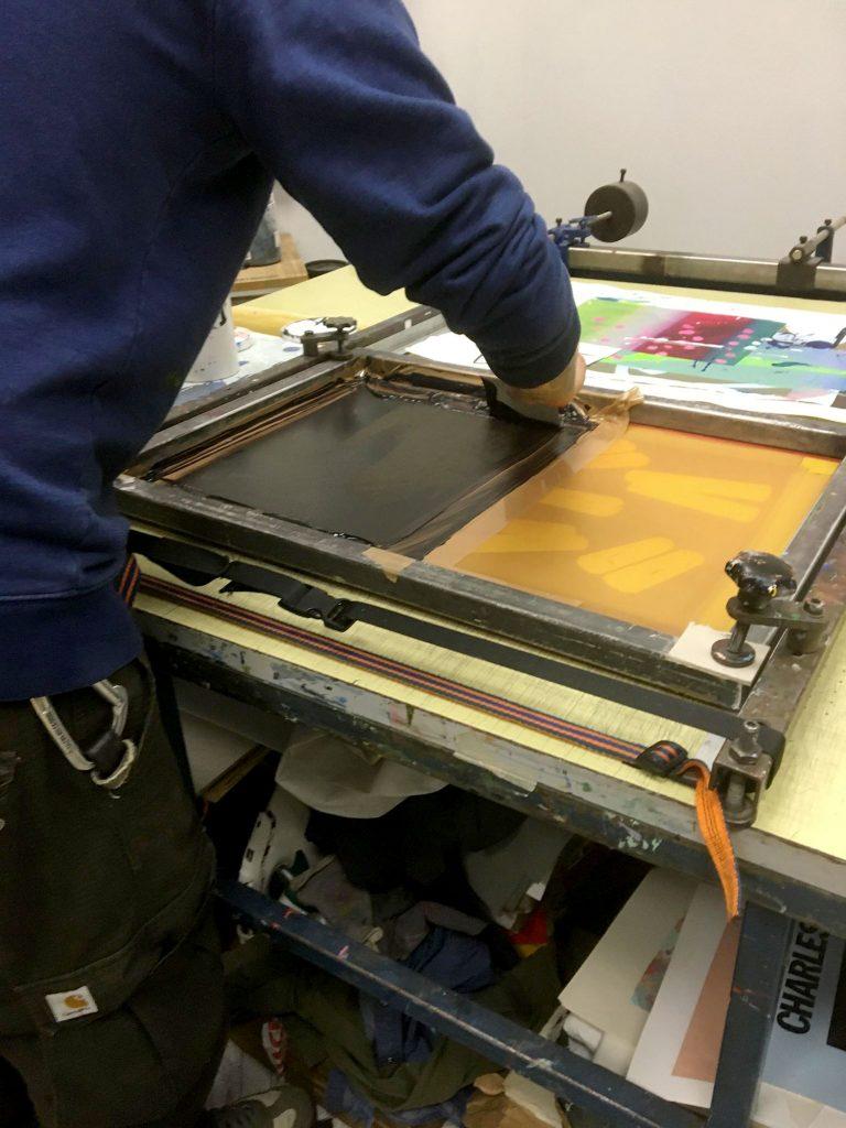 Werkstatt Drucken